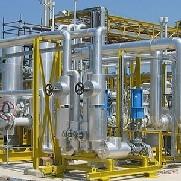 Montagem de tubulações em aço carbono