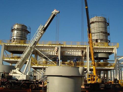 Empresa de desmontagem de tubulação industrial