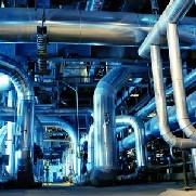 Desmontagem de tubulação industrial